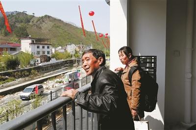 """大山深处建起城市化小区,临安""""利奇马""""台风灾后首批安设房交房"""